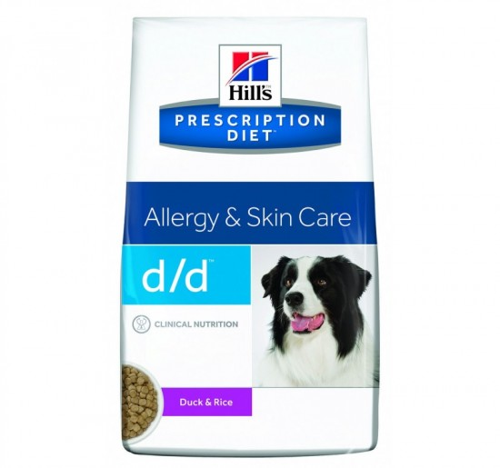Hills Prescription Diet D/D Pato