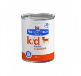 Hills Prescription Diet K/D Lata 370grs