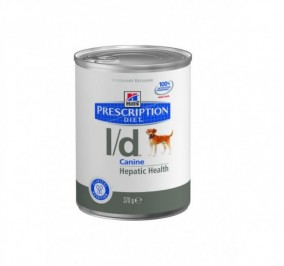 Hills Prescription Diet L/D Lata 370grs
