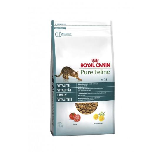 Royal Canin Pure Feline Nº3 Vitalidad