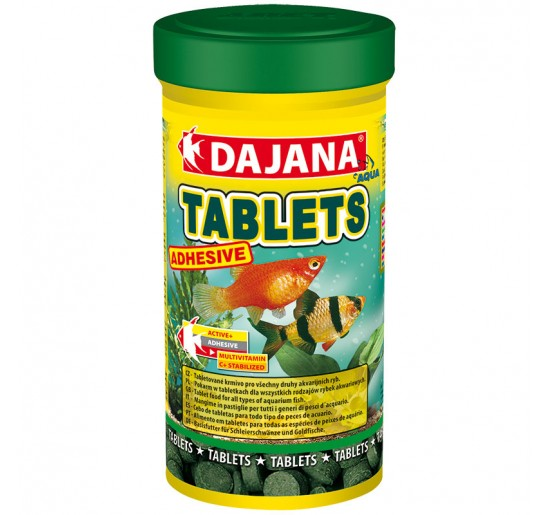 Dajana Tablets Adhesive