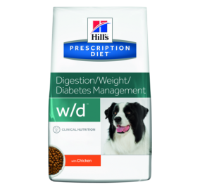 Hills Prescription Diet W/D
