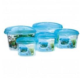 Acuario Plastico Aquazoo