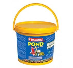 Dajana Pond Extra Bits