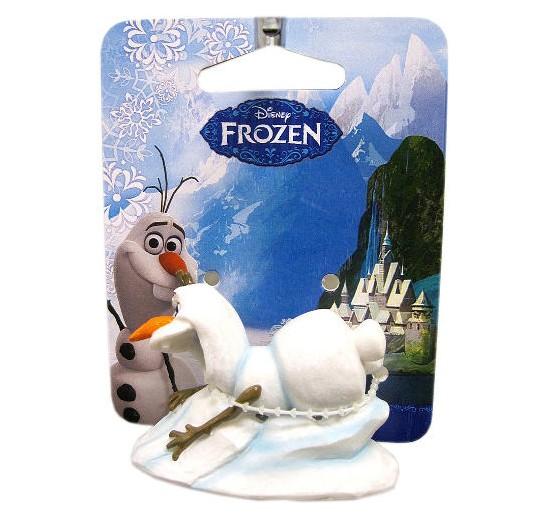 Olaf deslizandose