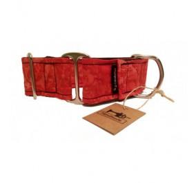 Collar Martingale Batik Rojo