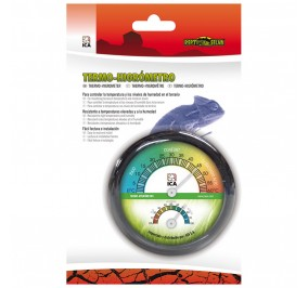 Termometro -Higrometro