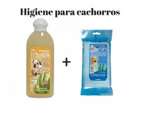 Pack Higiene Cachorro