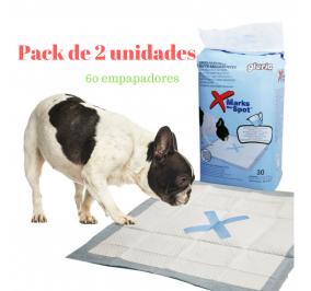 Pack 2 Paquetes de Empapadores