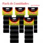 Pack de 5 paquetes de bolsas para excrementos