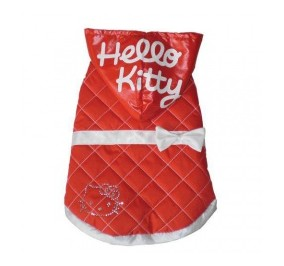 Abrigo Hello Kitty