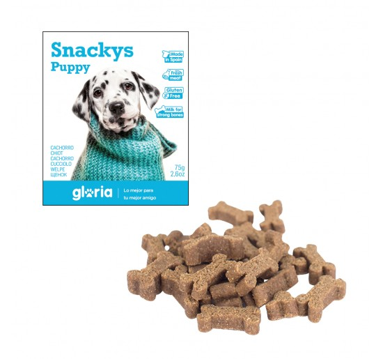 Snackys Puppy