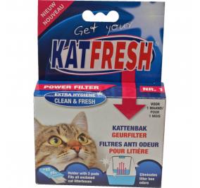 Kat-Fresh Eliminador de Olores