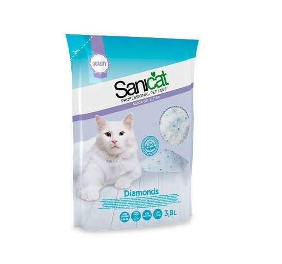SANICAT DIAMONDS Arena para gatos
