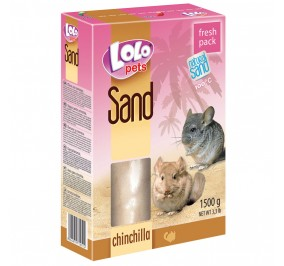 Arena Chinchillas Lolo