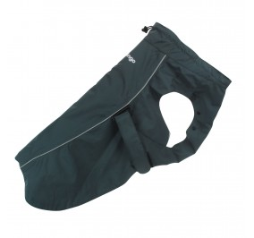 Impermeable Red Dingo Gris