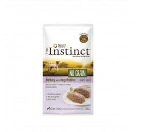Instinct No Grain Pavo y Verduras 150grs