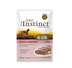 Instinct No Grain Salmon y Verduras 300grs