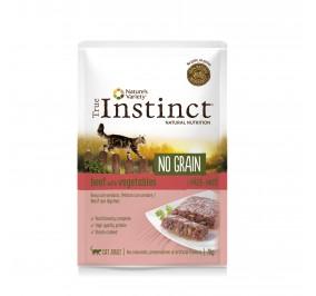 Instinct Gato Buey y Verduras