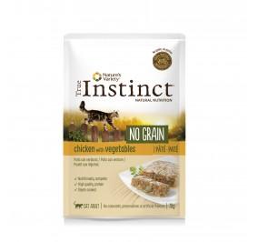 Instinct Gato Pollo  y Verduras
