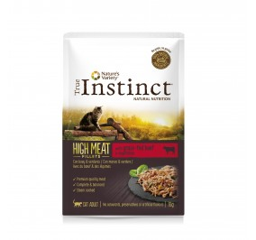 Instinct High Meat Buey y Verduras