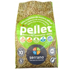 Pellet Serrano