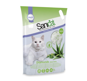 Sanict Diamonds Aloe Vera