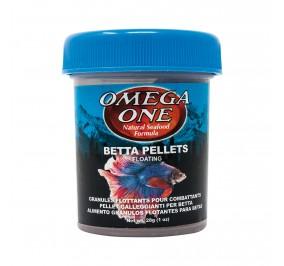 Omega One Betta Pellets