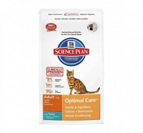 Hills Science Plan Optima Care Atun para gato