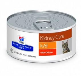 Hills Prescription Diet K/D Lata 156grs