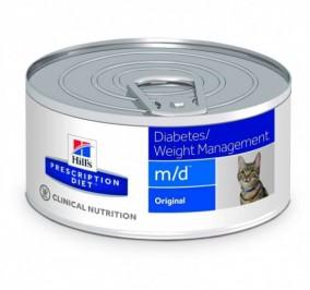 Hills Prescription Diet M/D Lata 156grs