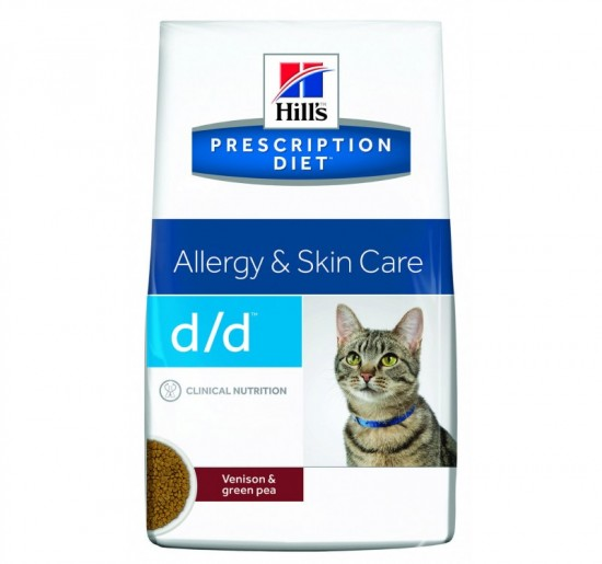 Hills Prescription Diet D/D 1.5kg