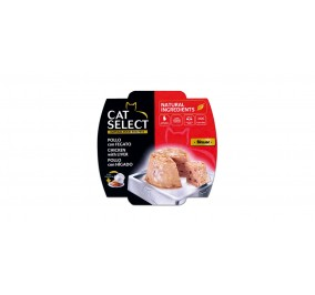 Cat Select Pollo Higado