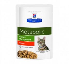 Hills Prescription Diet Metabolic Sobre