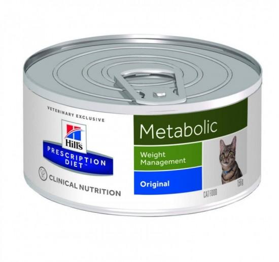 Hills Prescription Diet Metabolic Lata 156grs