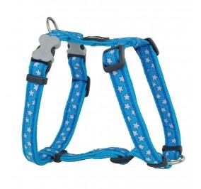 Arnes Red Dingo Estrellas Azul