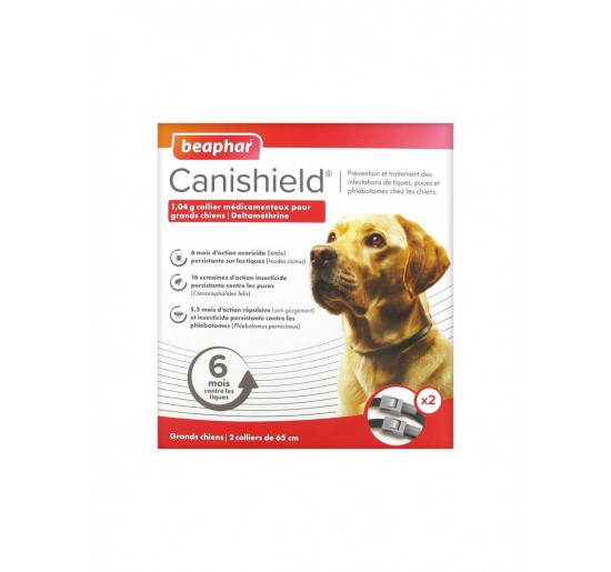 CANISHIELD Pack 2