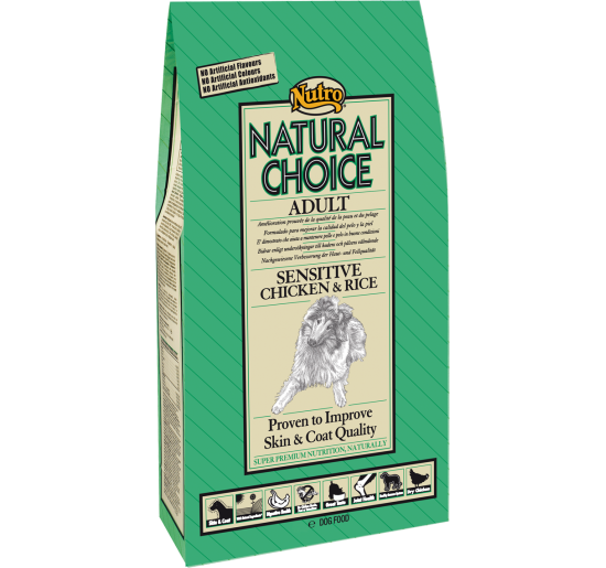 Nutro Natural Choice Sensitive