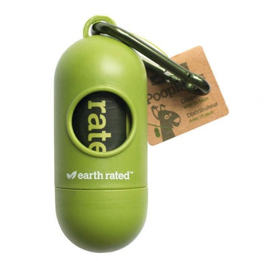 EARTH  RATED Porta Bolsas