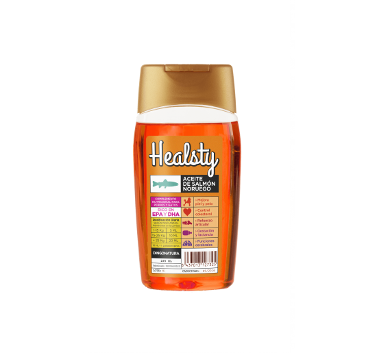 Aceite de Salmon Healsty