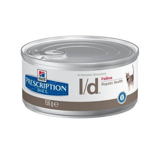 Hills Prescription Diet L/D Lata 156grs