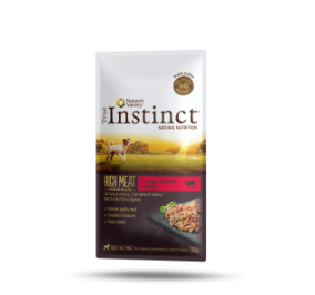 TRUE INSTINCT High Meat Buey 150grs