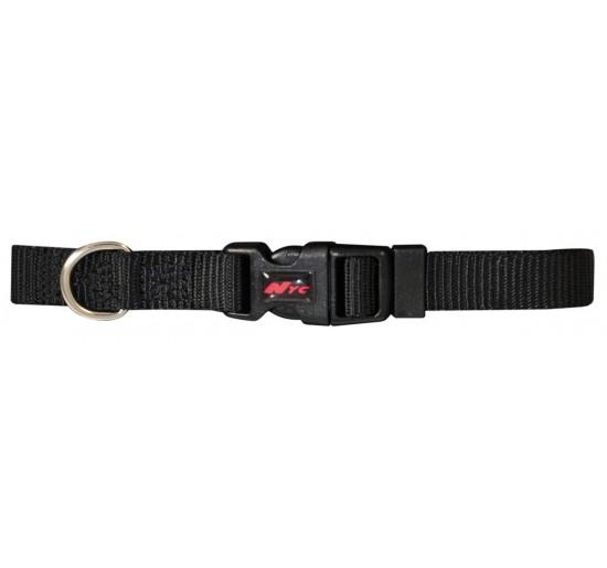 Collar nylon liso 33-40cm