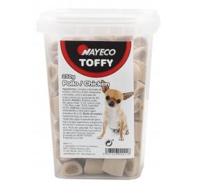 Snack Toffy de pollo