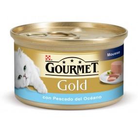 Gourmet Gold Mousse Pescado