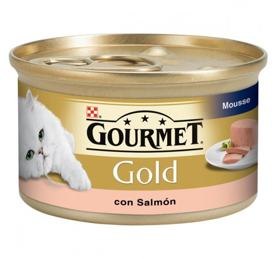 Gourmet Gold Mousse de Salmon