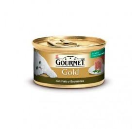Gourmet Gold Mousse de Pato y Espincas