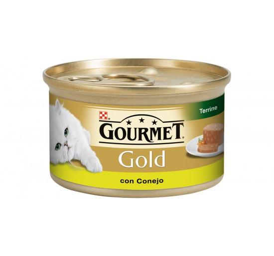 Gourmet Gold Terrine de Conejo