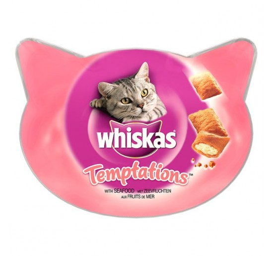 Whiskas Temptations Marisco